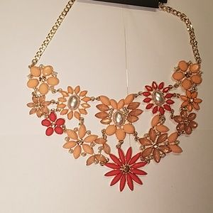 Hey your and company statement necklace